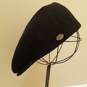 BAILEY of HOLLYWOO PAPERBOY DERBY WOOL CAP sz S
